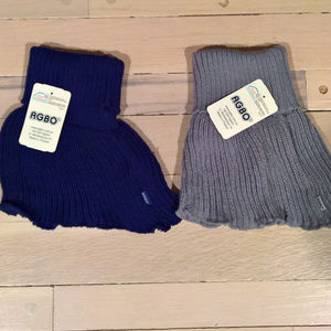 New Kids Neckwarmer Scarf / GRAY